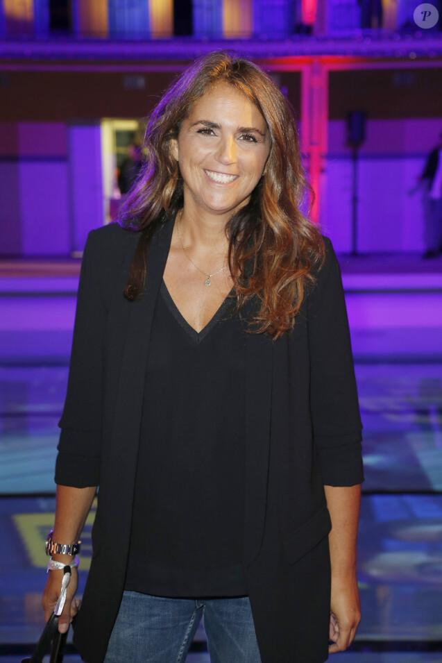 Valérie Benaïm Soirée Samsung New edge night à la piscine Molitor à Paris, le mardi 15 Septembre 2015.