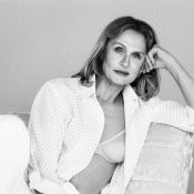 Lauren Hutton : Radieuse à 73 ans pour Calvin Klein