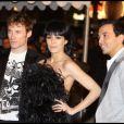 Christopher Stills, Sofia Essaïdi et Kamel Ouali étaient présents à la 10ème Cérémonie des NRJ Music Awards