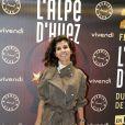 """Reem Kherici - Soirée spéciale """"Jamel Comedy Club"""" dans le cadre du 20ème festival de Comédie à l'Alpe d'Huez, le 18 Janvier 2017."""