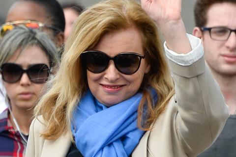 """Valérie Trierweiler : """"Jour particulier, jour de vote"""" pour l'ex-première dame"""