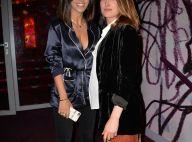 Julia Piaton enceinte : Un ventre bien rond devant la sexy Reem Kherici