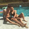 Noé Elmaleh avec sa petite-amie Emma, à Coachella.