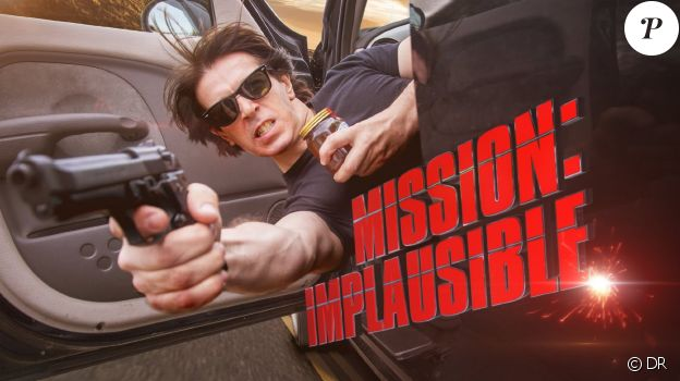 Sean Francis George dans Mission Implausible.