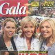 Couverture de Gala, numéro du 26 avril 2017.