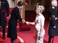 Jason et Laura Kenny, enceinte : Les futurs parents décorés en duo à Buckingham