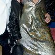 "Jordan Kale Barrett et Sofia Richie- Met Gala 2017, exposition ""Rei Kawakubo/Comme des Garçons: Art Of The In-Between"" au Metropolitan Museum of Art. New York, le 1er mai 2017."