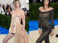 Gigi et Bella Hadid : Top models ultrasexy au Met Gala