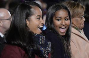 Sasha et Malia Obama : Leur dernière nuit à la Maison Blanche était épique !