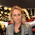 Cécile de Ménibus lors de la 119ème édition du Mondial de l'Automobile 2016 au Paris Expo Porte de Versailles à Paris, France, le 29 septembre 2016.
