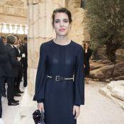 Charlotte Casiraghi : Élégante à Paris, avec Keira Knightley et son mari