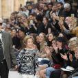 Défilé Chanel, collection croisière 2018 au Grand Palais à Paris. Le 3 mai 2017.  © Olivier Borde/ Bestimage