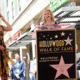 Goldie Hawn et son compagnon Kurt Russell avec Reese Witherspoon - Goldie Hawn et son compagnon Kurt Russell reçoivent leurs étoiles sur le Walk of Fame au 6201 Hollywood blvd à Hollywood, le 4 mai 2017