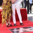 Goldie Hawn et sa soeur Patricia Hawn - Goldie Hawn et son compagnon Kurt Russell reçoivent leurs étoiles sur le Walk of Fame au 6201 Hollywood blvd à Hollywood, le 4 mai 2017