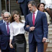 Letizia d'Espagne : Après son raté, rattrapage en beauté