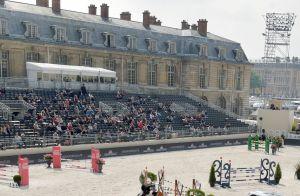 Guillaume Canet, sans faute sur Babeche, brille à Versailles devant Iman Pérez
