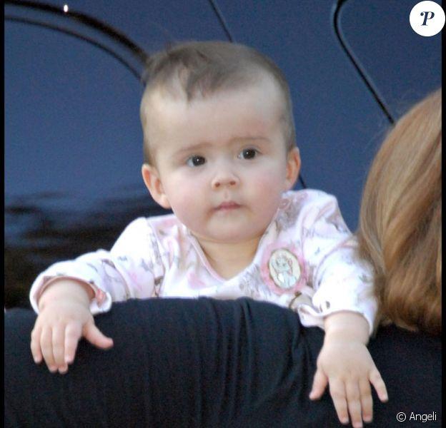 Honor au parc, sans Maman Alba, mais avec la nounou