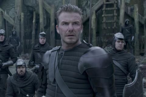 David Beckham : Sa prestation dans Le Roi Arthur dézinguée par les internautes