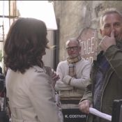 Kevin Costner et Camille Lou : Duo improbable à Hollywood pour la SNCF !