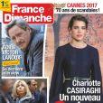 France Dimanche daté du 12 mai 2017.