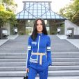 Jennifer Connelly assiste au défilé Louis Vuitton (collection prêt-à-porter croisière 2018) au Miho Museum. Kyoto, le 14 mai 2017.