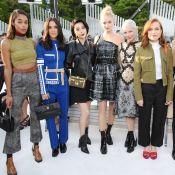 Isabelle Huppert, Marina Foïs : Modeuses en pleine nature pour Louis Vuitton