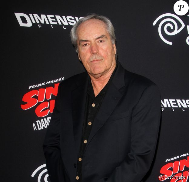 """Powers Boothe à la première de 'Sin City: A Dame To Kill For' au Théâtre """"TCL"""" à Hollywood, le 19 août 2014"""