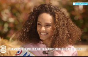 Alicia Aylies (Miss France 2017) avoue être draguée par des footballeurs
