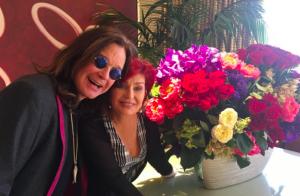 Sharon et Ozzy Osbourne renouvellent leurs voeux de mariage, après les épreuves