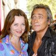 """"""" Marine Delterme et Jean-Michel Tinivelli - Conférence de presse de TF1 le 29 août 2007 à Paris    """""""