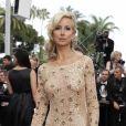 """Lady Victoria Harvey - Montée des marches du film """"Nelyubov"""" (Loveless) lors du 70ème Festival International du Film de Cannes. Le 18 mai 2017. © Borde-Jacovides-Moreau/Bestimage"""