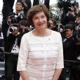 """Macha Méril - Montée des marches du film """"Nelyubov"""" (Loveless) lors du 70ème Festival International du Film de Cannes. Le 18 mai 2017. © Borde-Jacovides-Moreau/Bestimage"""