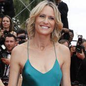 Cannes 2017 : Robin Wright sans soutien-gorge, Petra Nemcova sexy et survoltée