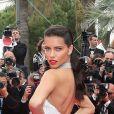"""Adriana Lima - Montée des marches du film """"Nelyubov"""" (Loveless) lors du 70ème Festival International du Film de Cannes. Le 18 mai 2017. © Borde-Jacovides-Moreau/Bestimage"""