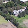 Exclusif - Vue de l'une des propriétés de Robert Downey Jr à Los Angeles le 22 septembre 2016.