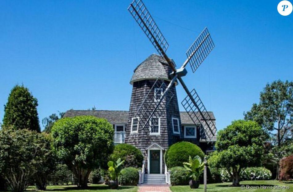 Robert Downey Jr. a acheté cette demeure pour 12 millions de dollars.