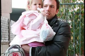 Les filles de Ben Affleck et Dylan McDermott sont toutes les deux... des chipies !