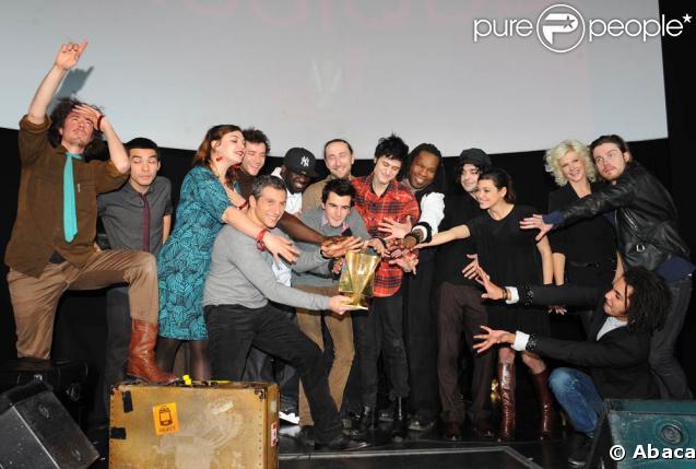 Conférence de presse des nominations aux Victoires de la Musique 2009 : tout le monde veut la Victoire !