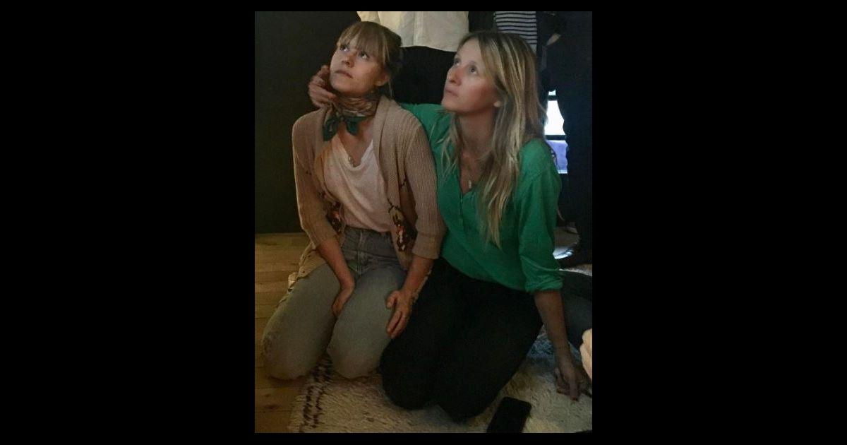 Sarah lavoine et sa fille yasmine sur instagram mai 2017 - Sarah lavoine instagram ...