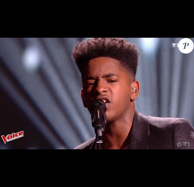 "Lisandro Cuxi - ""The Voice 6"", live du 27 mai 2017 sur TF1."