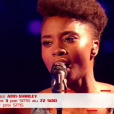 "Ann-Shirley -   ""The Voice 6"", live du 27 mai 2017 sur TF1."