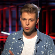 "Matthieu - ""The Voice 6"", live du 27 mai 2017 sur TF1."