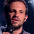 "Mavin Dupré - ""The Voice 6"", live du 27 mai 2017 sur TF1."