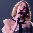 """Hélène - """"The Voice 6"""", live du 27 mai 2017 sur TF1."""
