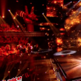"Shaby - ""The Voice 6"", live du 27 mai 2017 sur TF1."