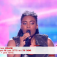 "Imane - ""The Voice 6"", live du 27 mai 2017 sur TF1."