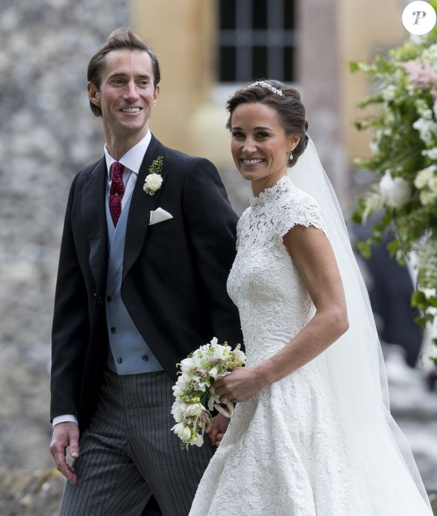 mariage de pippa middleton le t moin de james matthews fait un bide purepeople. Black Bedroom Furniture Sets. Home Design Ideas