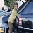 Brandy Norwood fait ses courses chez Ralphs à Calabasas, le 28 décembre 2014.  Brandy Norwood doing a bit of shopping at Ralphs in Calabasas, California on December 28, 2014.28/12/2014 - Calabasas