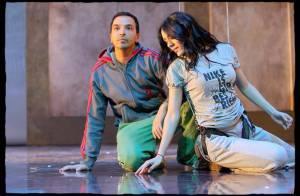 EXCLUSIF : Sofia Essaïdi, étincelante et sublime pour les dernières répétitions de Cléopâtre avant... le coup d'envoi royal !