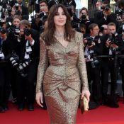 Cannes 2017 : Monica Bellucci, une maîtresse de cérémonie en or